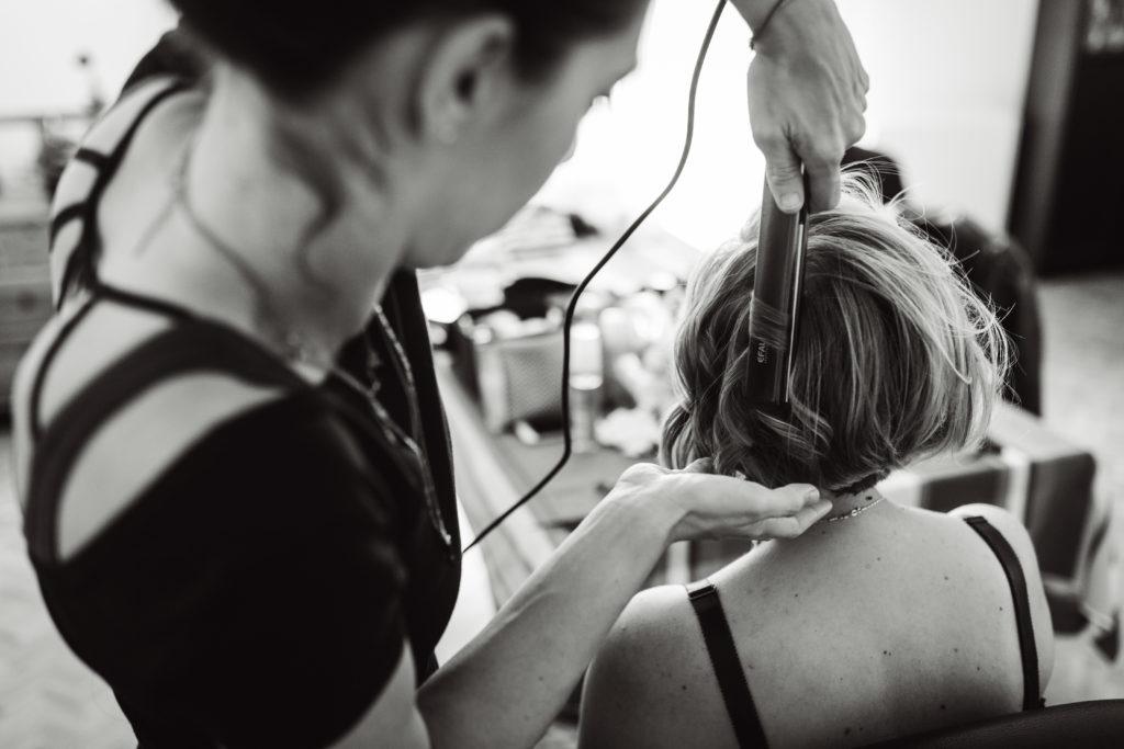 Carole Linard - makeup coiffure - préparatifs mariage B